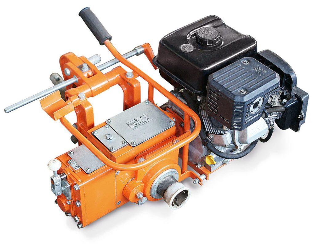 Станок рельсорезный мощностью 4,4 кВт